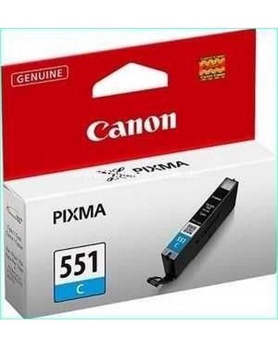 Canon CLI551C Druckerpatrone Cyan 332 Seiten