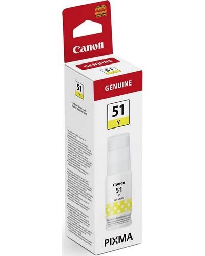 Canon GI-51Y Tintenpatrone 7.7K Gelb