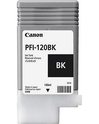 Canon Druckerpatrone PFI120BK Schwarz 130 ml