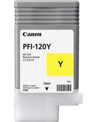 Canon Druckerpatrone PFI120Y Yellow 130 ml