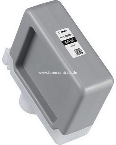 Canon IPF PRO2000 - Tinte PFI-1300MBK - 330 ml Schwarz Matt