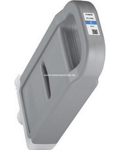 Canon IPF 2-4000 - Tinte PFI-1700C - 700 ml Cyan