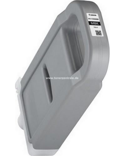 Canon IPF 2-4000 - Tinte PFI-1700MBK - 700 ml Schwarz Matt