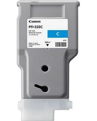 Canon Druckerpatrone PFI320C Cyan 300 ml