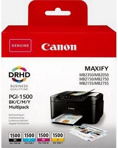 Canon MultiPack PGI1500 Bk,C,M,Y