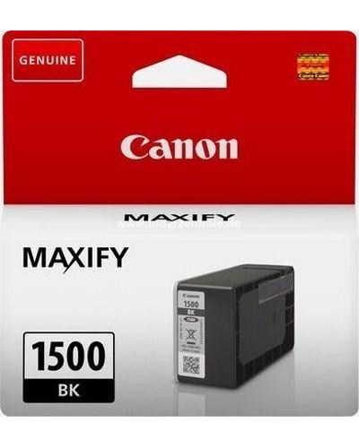 Canon Druckerpatrone PGI1500BK Schwarz 12,4 ml