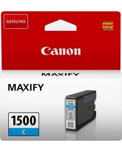 Canon Druckerpatrone PGI1500C Cyan 4,5 ml