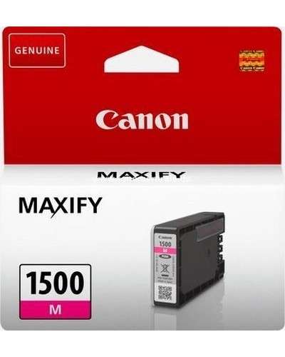 Canon Druckerpatrone PGI1500M Magenta 4,5 ml