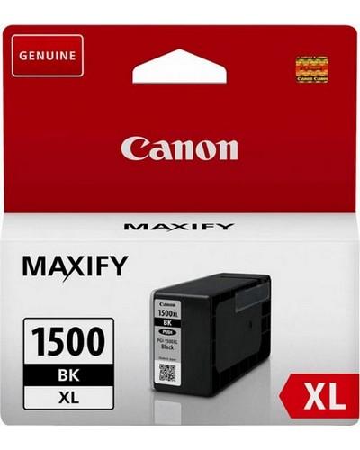Canon Maxify PGI-1500XLB Druckerpatrone - 1.200 Seiten Schwarz