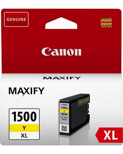 Canon Maxify PGI-1500XLY Druckerpatrone - 1.000 Seiten Yellow