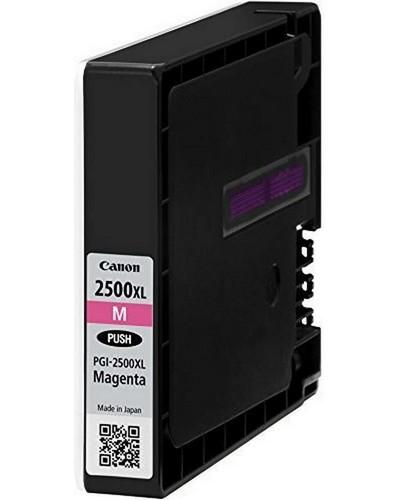 Canon Maxify PGI-2500XLM Druckerpatrone - 1.755 Seiten Magenta