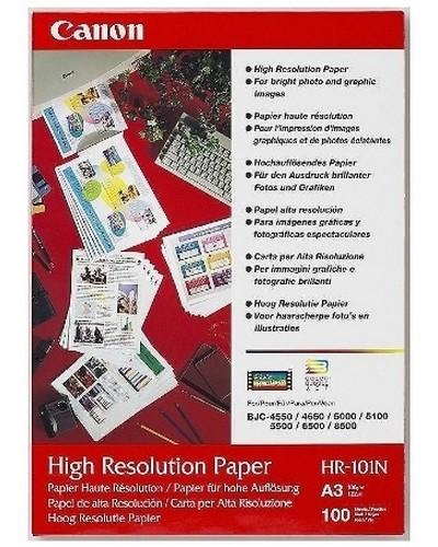 Canon Fotopapier HR101 High Resolution - A3-110g-100 Blatt