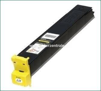 Develop Ineo+ 250-251 - Toner TN210Y Gelb 12.000 Seiten