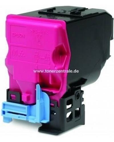 Epson Aculaser C3900 - Toner S050591 - 6.000 Seiten Magenta