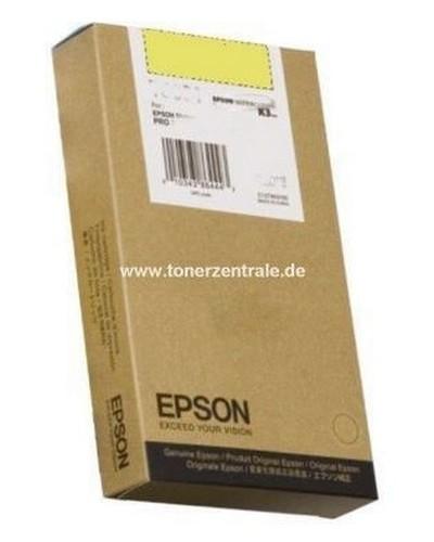 Epson Stylus Pro 4800-80 - T6064 - Tintenpatrone Yellow