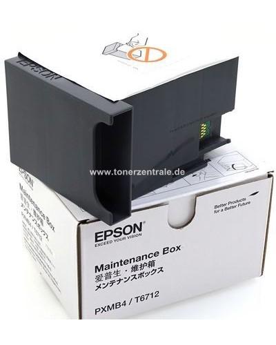 Epson WorkForce Pro WF-8590 D3TWF - C13T671200 Resttintenbehälter - 75.000 Seiten