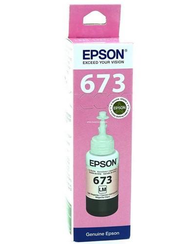 Epson Druckerpatrone T6736 - 70 ml hell Magenta