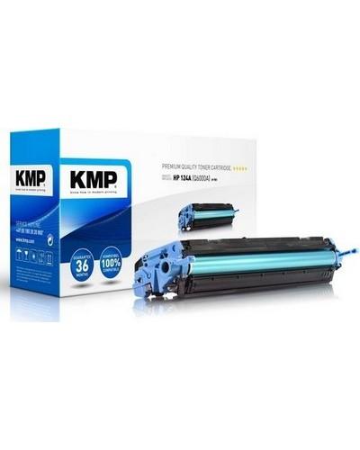HP Color Laserjet 1600 - ersetzt Q6000A 124A Toner Rebuilt - 2.500 Seiten Schwarz