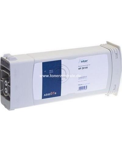 ASTAR Tintenpatrone (ersetzt No. 91  C9470A) 775ml Light Cyan