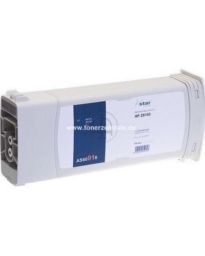 ASTAR Tintenpatrone (ersetzt No. 91  C9466A) 775ml Light Grey