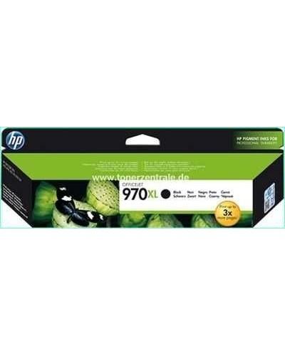 HP OfficeJet Pro X - HP Tinte CN625AE 970XL - 9.200 Seiten Schwarz