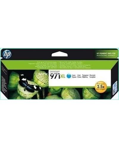 HP OfficeJet Pro X - HP Tinte CN626AE 971XL - 6.600 Seiten Cyan