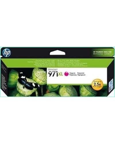 HP OfficeJet Pro X - HP Tinte CN627AE 971XL - 6.600 Seiten Magenta