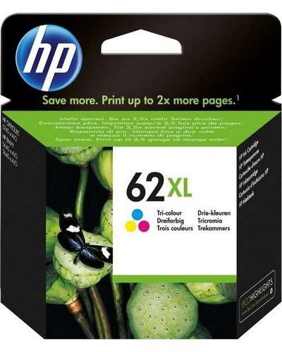HP ENVY 5640 - C2P07AE No. 62XL Druckkopfpatrone - Color Cyan, Magenta, Yellow