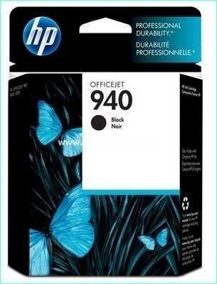HP Tintenpatrone 940 C4902AE Schwarz 1.000 Seiten Schwarz