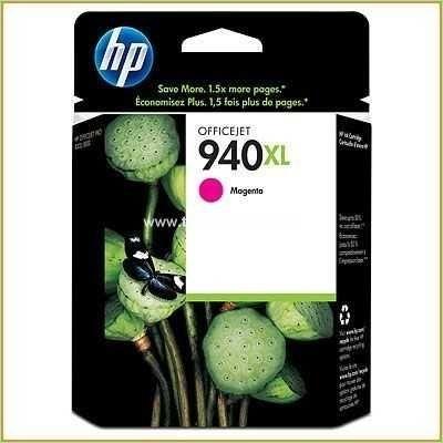 No. 940XL - C4908A - HP Tintenpatrone (1.400 Seiten) Magenta