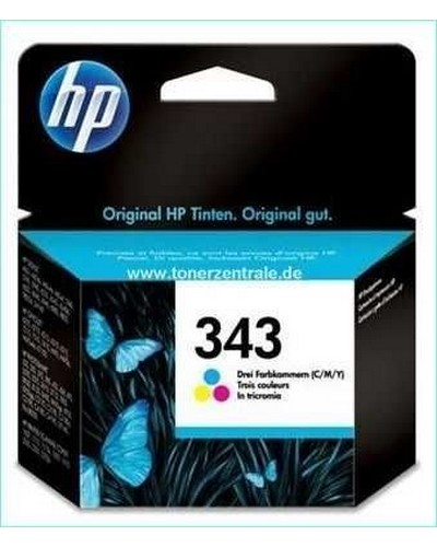 No. 343 - C8766EE - HP Tintenpatrone (7 ml) Color