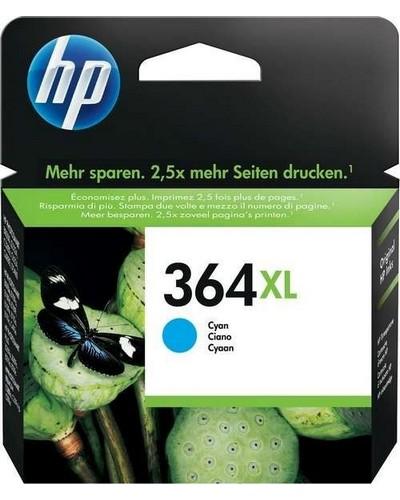No. 364XL - CB323E - HP Tintenpatrone (750 Seiten) Cyan