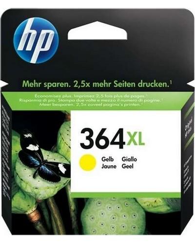 No. 364XL - CB325E - HP Tintenpatrone (750 Seiten) Yellow