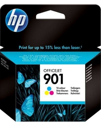 No. 901 - HP-CC656AE - HighCap. Tintenpatrone (9ml) Color