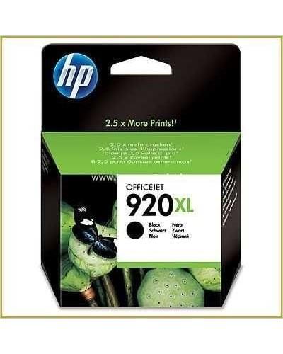 HP Druckerpatrone No. 920XL CD975AE Schwarz 1.200 Seiten