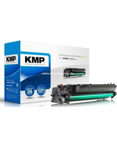 Rebuilt ersetzt HP Toner 05X CE505X 6.500 Seiten Schwarz