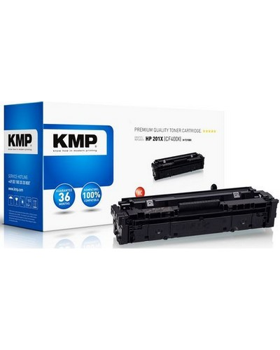 Rebuilt ersetzt HP Toner CF400X No. 201X Schwarz 2.800 Seiten