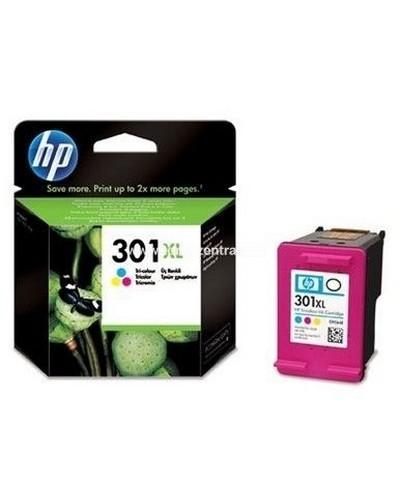 No. 301XL - CH564EE - HP Tintenpatrone (330 Seiten) Color