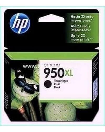 No. 950XL (CN045AE) HP Officejet Pro 8100-8600 - Tinten Druckkopf 2.300 Seiten Schwarz
