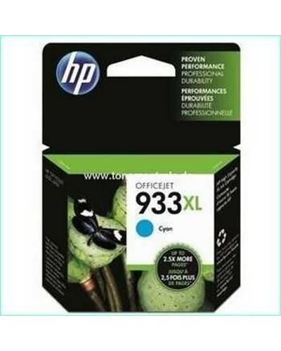 No. 933XL (CN054AE) HP OfficeJet 6100-7110 - Druckkopfpatrone HC 85ml 825 Seiten Cyan