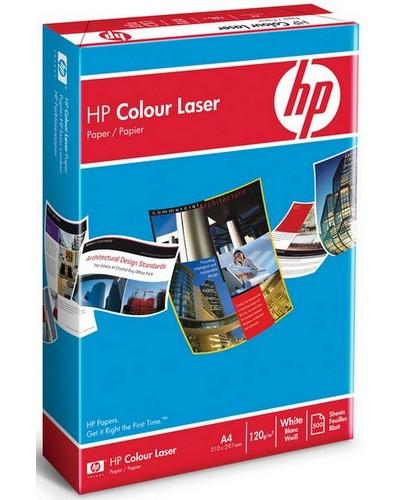 CHP340 - HP Farblaser-Papier - 120g, 250 Blatt, DIN A4