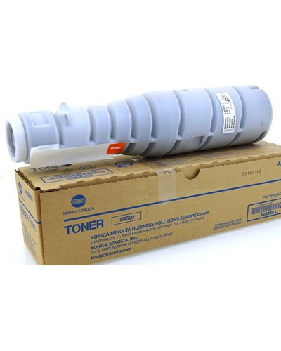 Konica BizHub 36 - Toner TN320 A202053 - 20.000 Seiten Schwarz