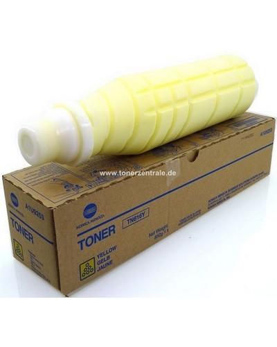 Konica Bizhub C6000 - Toner XL TN616Y Yellow 41.800 Seiten