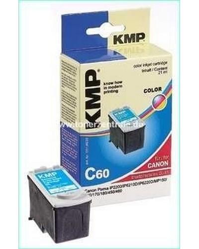 KMP C60 (ersetzt Canon CL51) Inkcatridge (21ml) Color