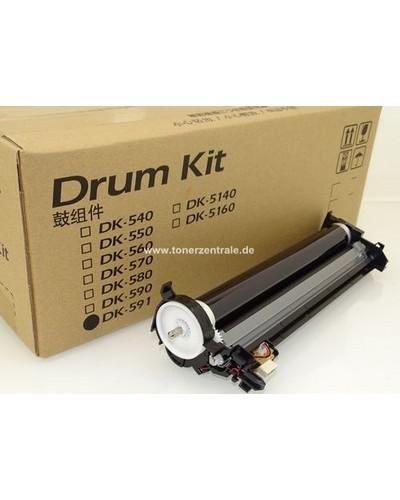 Kyocera FSC5150 - DK591 Drum Kit Fototrommel