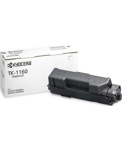 Kyocera P2040 Toner TK1160 Schwarz 7.200 Seiten