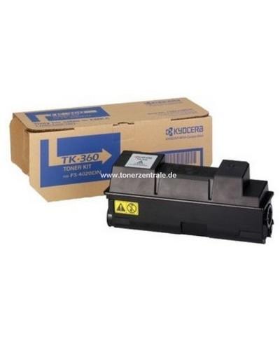 Kyocera FS-4020 - Toner TK360 - 20.000 Seiten Schwarz