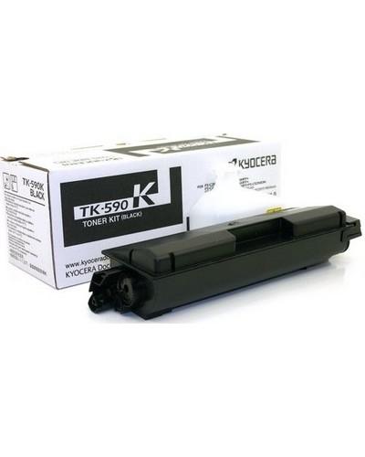KYOCERA FSC2026, 2126, 5250 - TK590K Toner Schwarz 7.000 Seiten