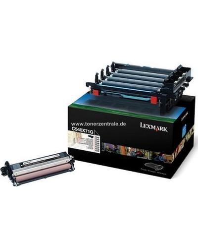 Lexmark C-X-544-546-548 - Imaging Kit C540X35G Schwarz 30.000 Seiten