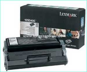 12S0400 - Lexmark Tonercartridge für Lexmark Optra E-220 (2.500 S.)